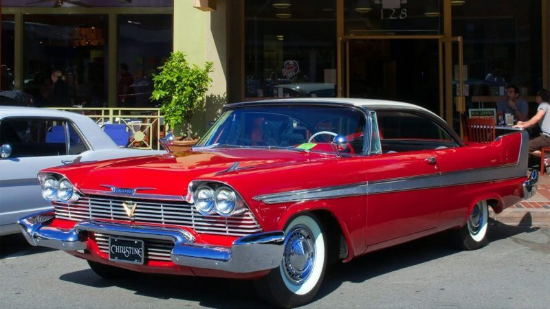Car Transport NZ - Vehicle Transporters - 1958 Plymouth Fury